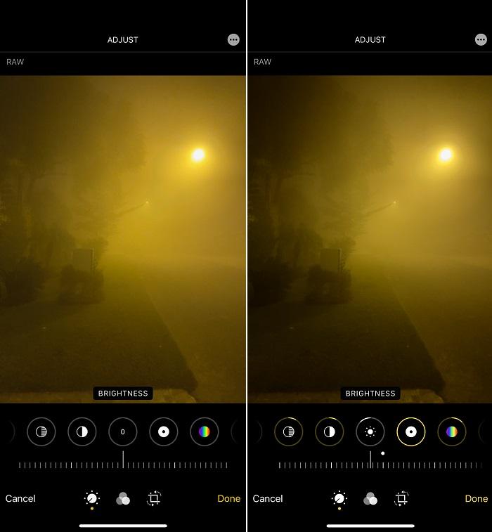 Aktivieren und verwenden Sie Apple ProRAW auf dem iPhone 12 Pro