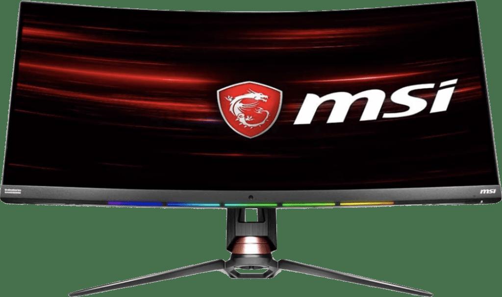 MSI Optix MPG 341CQR