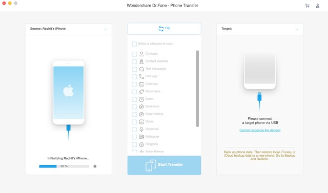 5. Phone Transfer and Manager