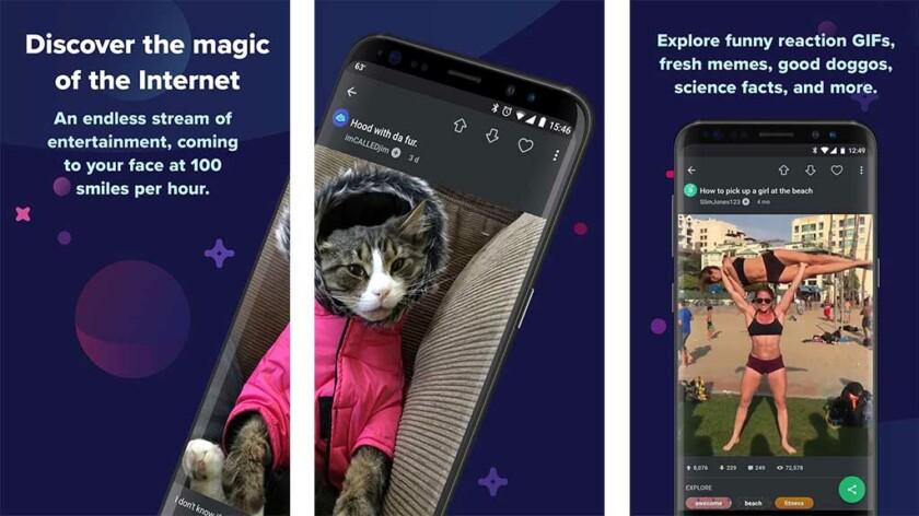 Imgur - beste kostenlose Android Apps