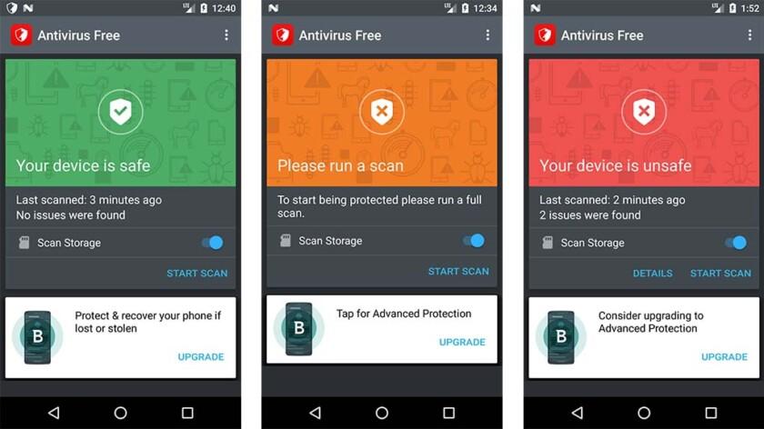 Bitdefender - beste Antiviren-Apps