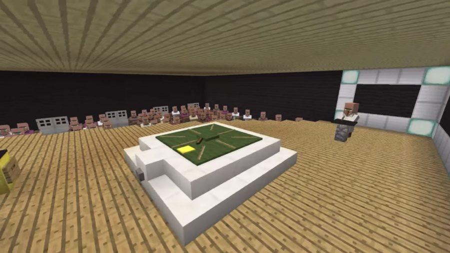 Minecraft Karten - Schlafend