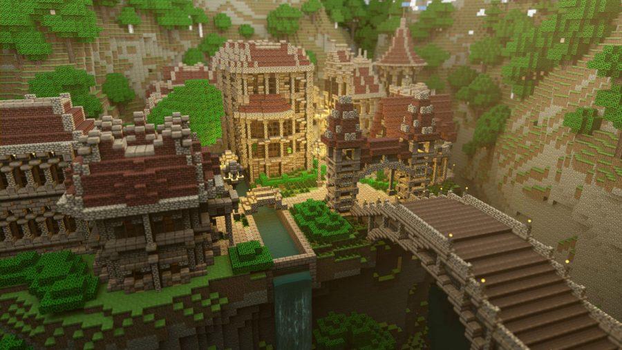 Minecraft-Karten - Zorn der Gefallenen