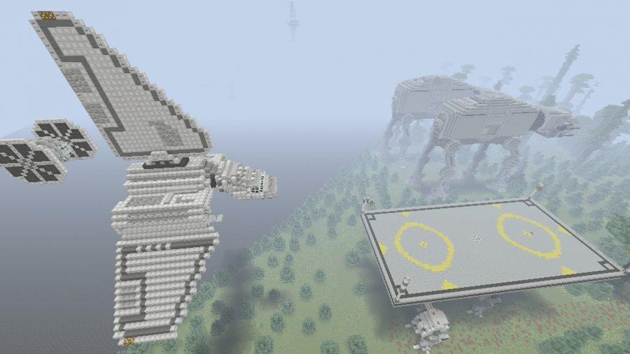 Minecraft-Karten - Star Wars