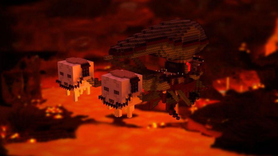 Minecraft-Karten - Herobrines Rückkehr