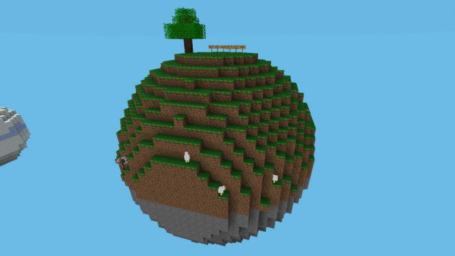 Minecraft-Karten - Sphere Survival