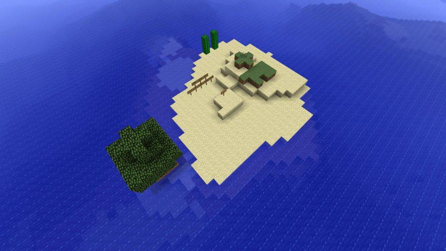 Minecraft Karten - Survival Island