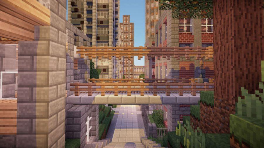 Minecraft Karten - Vertoak City