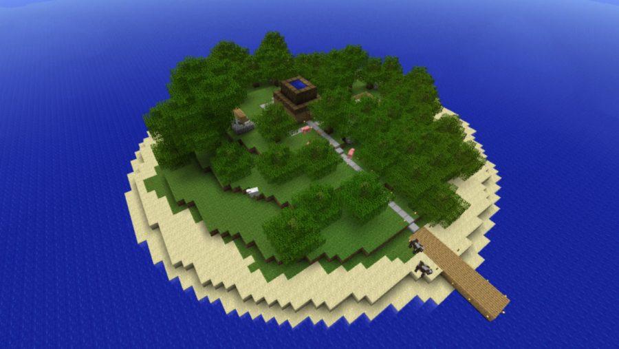 Minecraft Karten - Enigma Island