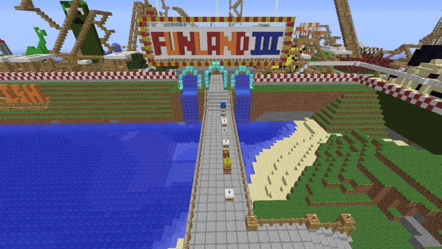 Minecraft-Karten - FunLand 3