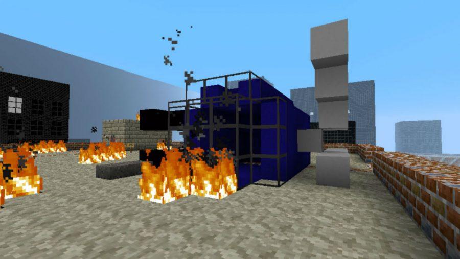 Minecraft-Karten - Mine 4 Dead