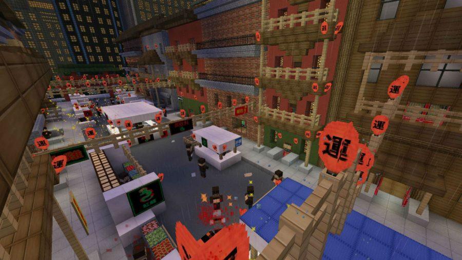 Minecraft Karten - Zahltag 2 Endspiel