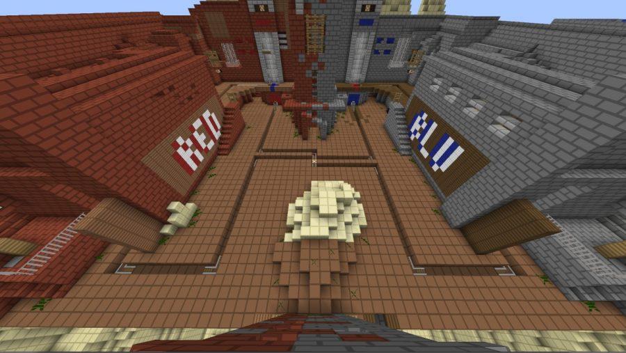Minecraft-Karten - Team Fortress 2 in Minecraft