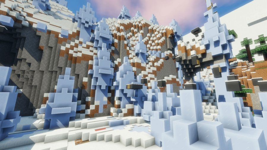 Minecraft-Karten - Jump Escape