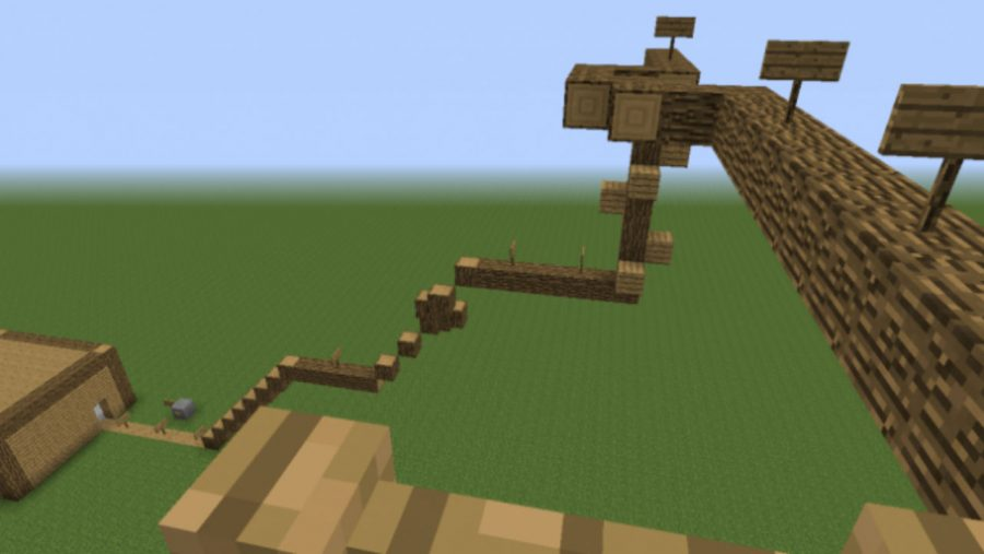 Minecraft Karten - Parkour School