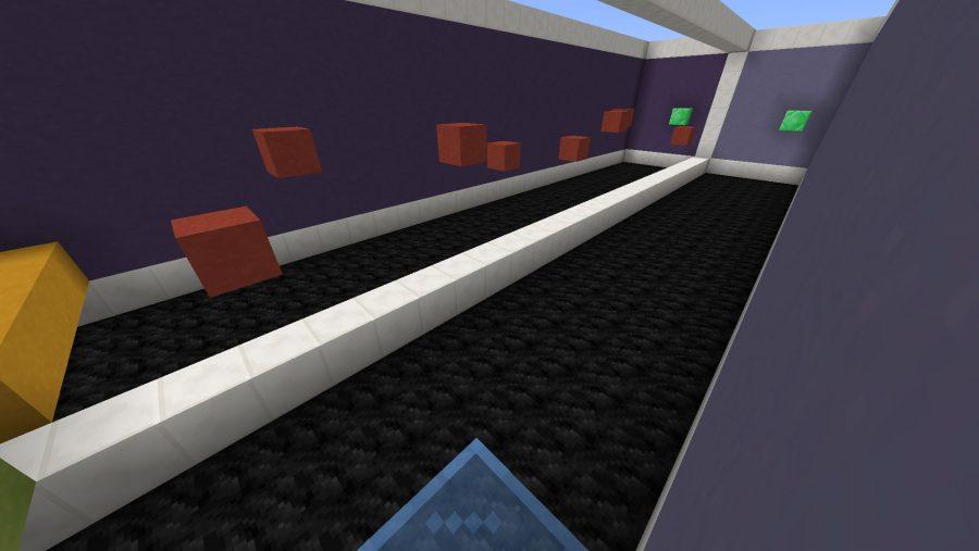 Minecraft Karten - Hologramm Parkour