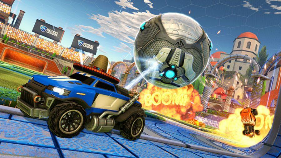 beste Indie-Spiele Rocket League