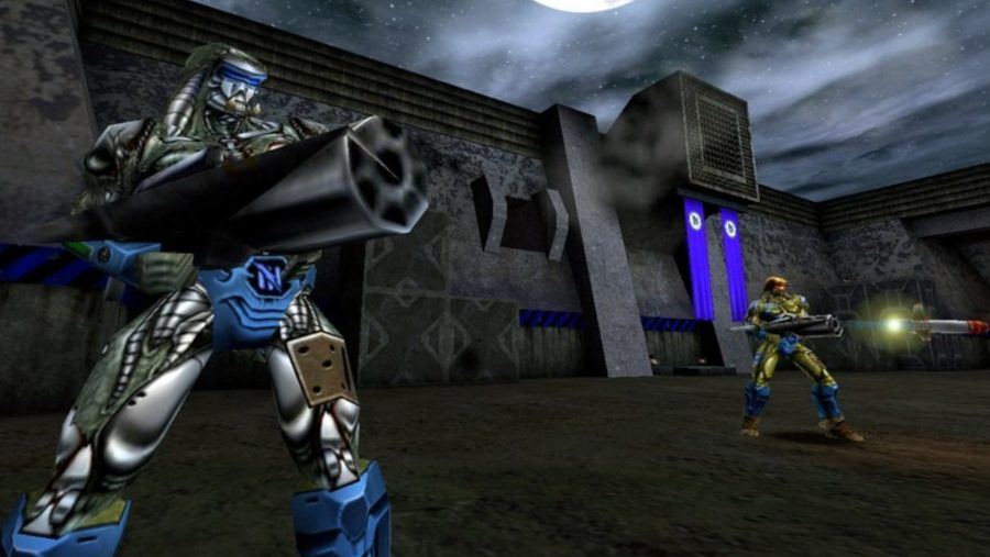 Beste FPS-Spiele - Unreal Tournament