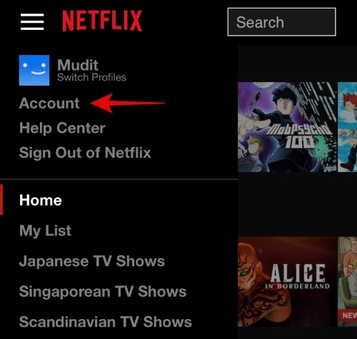 Netflix Abrechnungszeitraum
