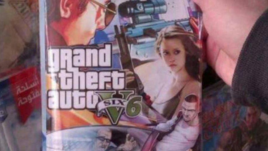 GTA 6 boxart