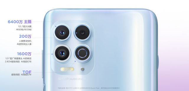 Moto Edge S Kamera