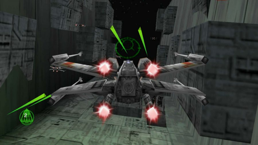 Best Star Wars games, Star Wars Rogue Squadron