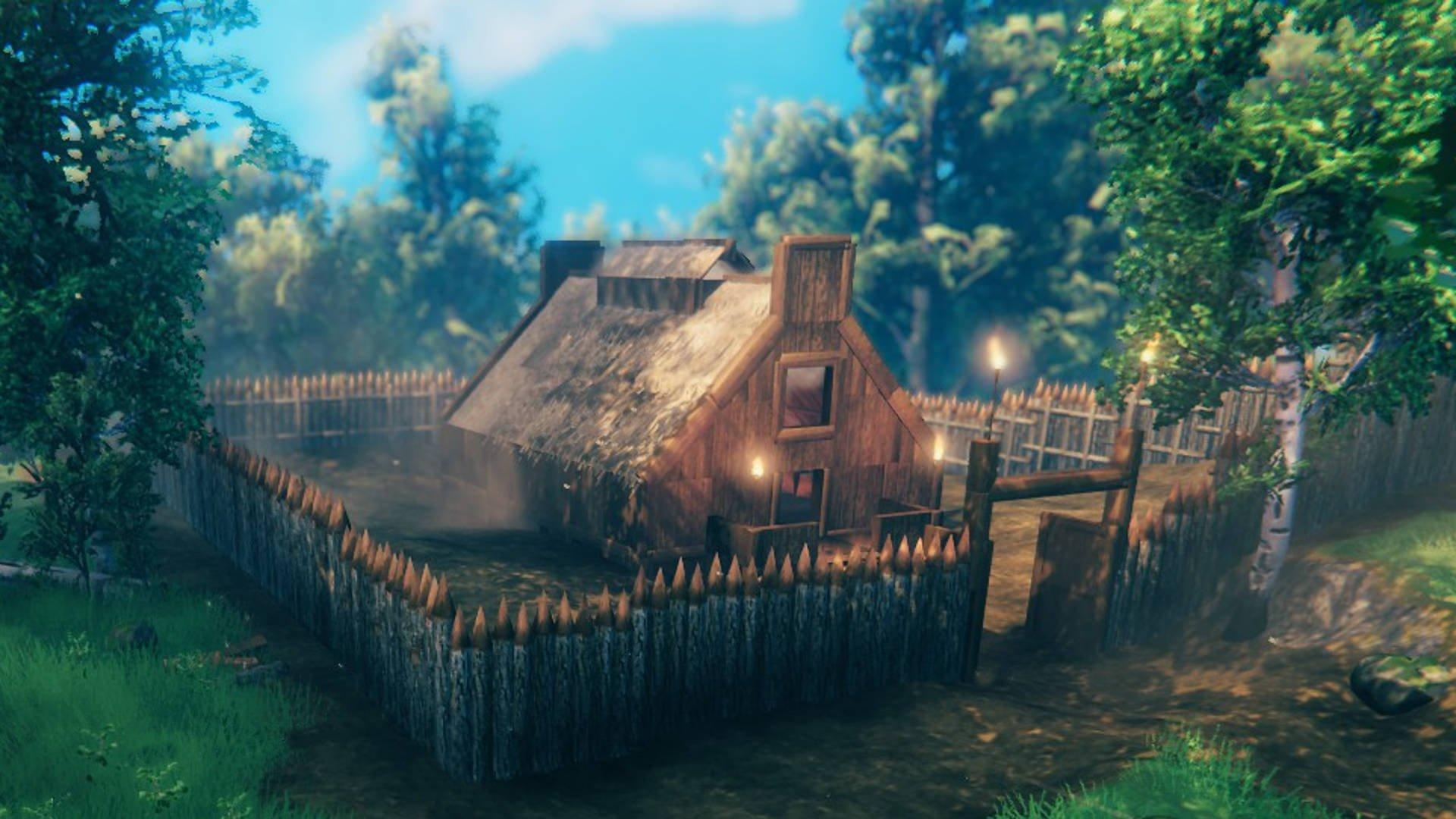 Valheim Guide for Beginner's Guide First Base