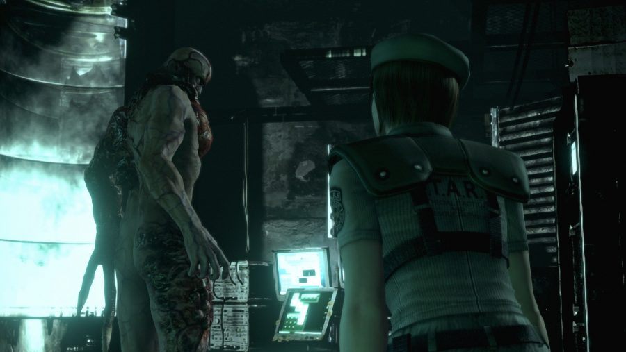 Resident Evil, one of the best zombie games