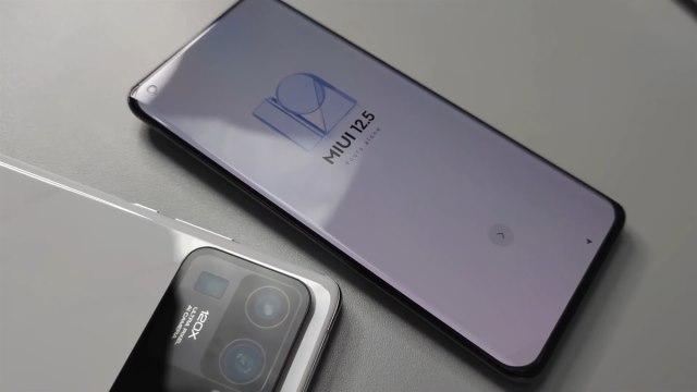 mi 11 ultra Display und Design
