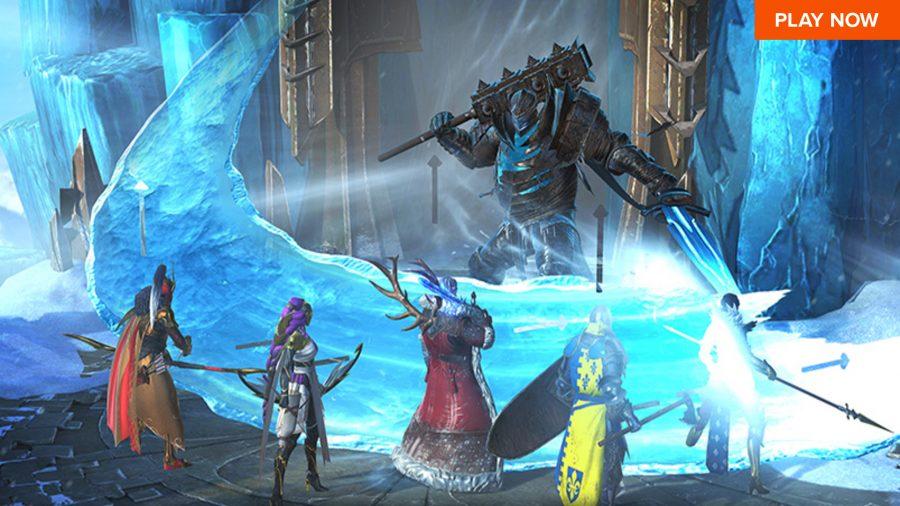 Play Raid: Shadow Legends for free
