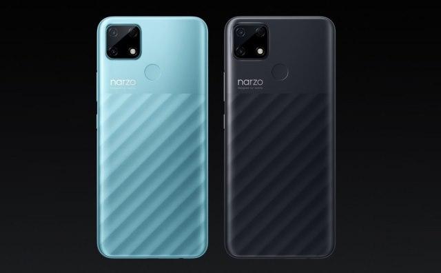 Narzo 30A in Indien eingeführt