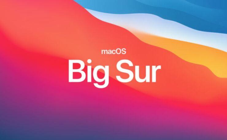 öffentliche Beta von macOS Big Sur 11.3