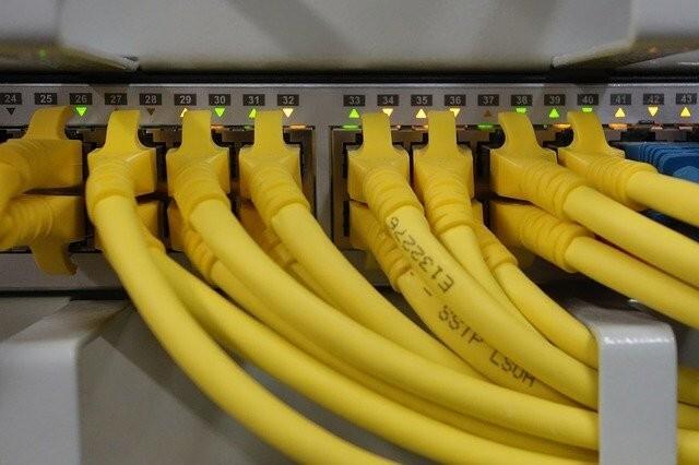 Was ist Durchsatz-Computing? - Netzwerkkabel