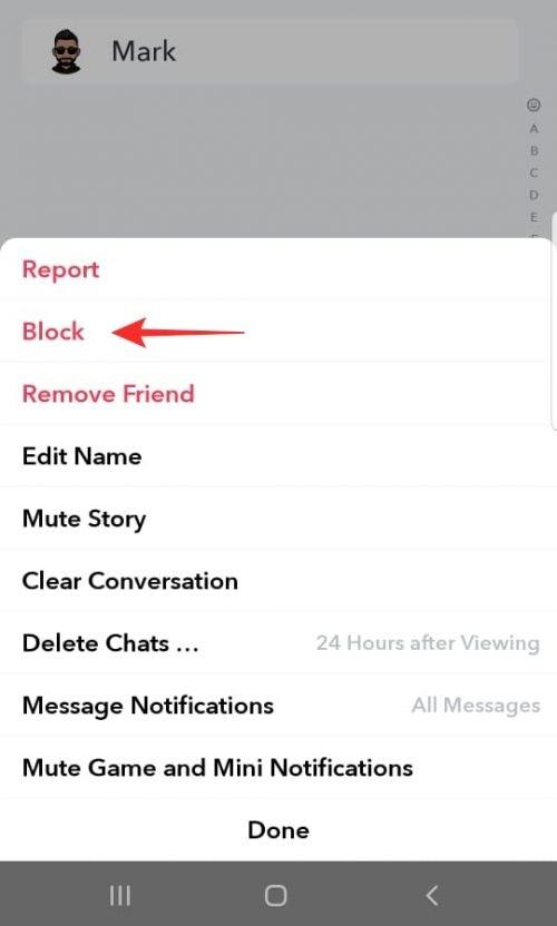 Nachrichten löschen snapchat gesendete Snapchat gespeicherte