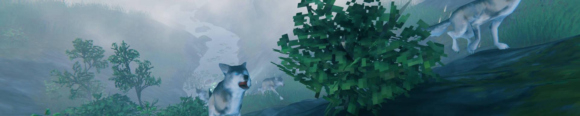 Valheim The Forest bewegt Base Raids Guide Wolves