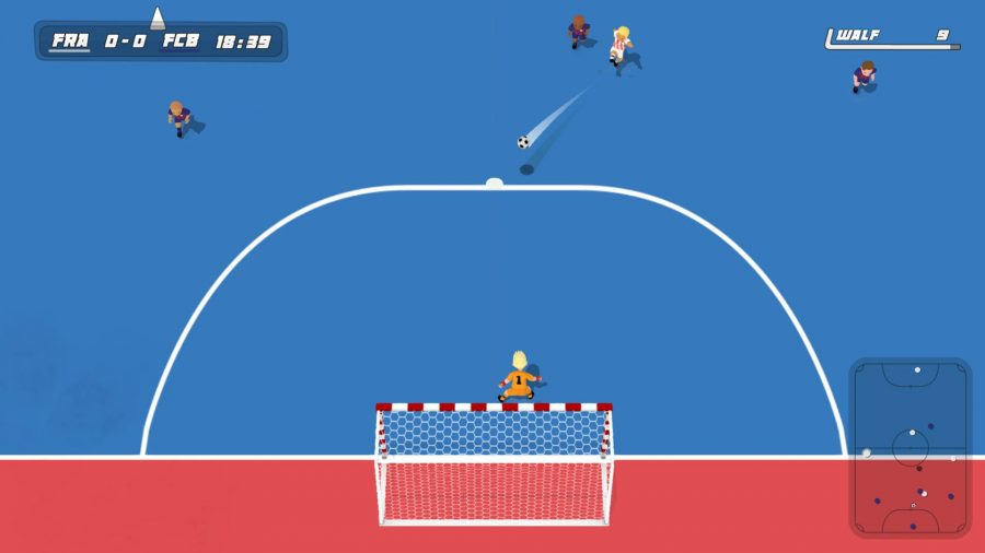 Fußball-Super-Arcade-Fußball