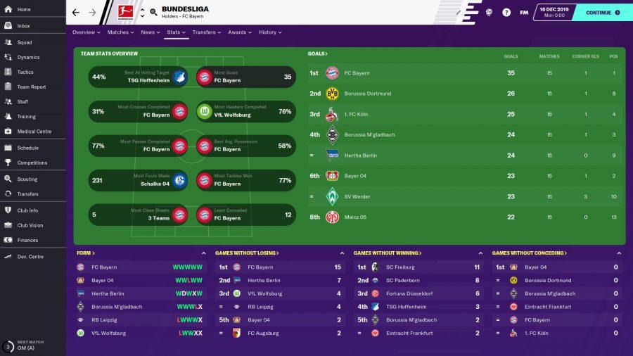 Fußball-Spiele-Fußball-Manager