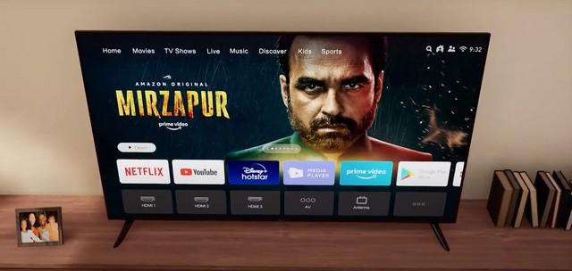 Redmi Smart TVs X-Serie in Indien eingeführt