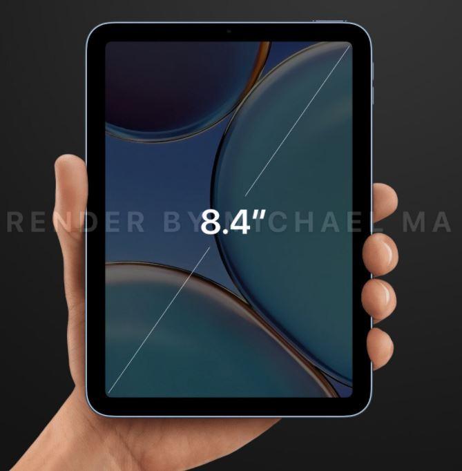 iPad Mini 6 Konzept iPad Pro Titel