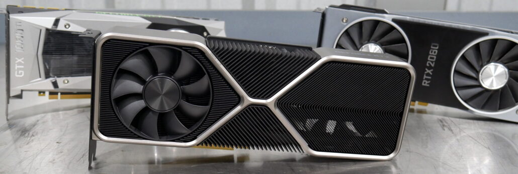 NVIDIA GeForce RTX 3080 Ti 12 GB Enthusiast Gaming-Grafikkarte Berichten zufolge auf Mai zurückgeschoben