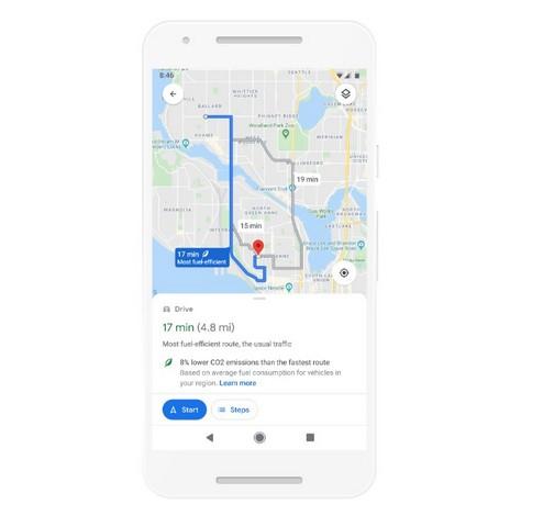 Google Maps neue Funktionen ss