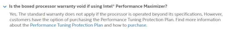 Intel stellt das Schutzprogramm zur Leistungsoptimierung ein und lässt neue Overclocker ohne Zusicherung zurück