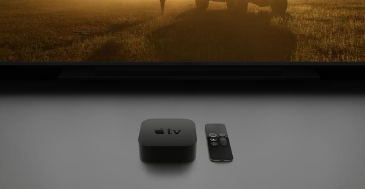 YouTube auf Apple TV der dritten Generation