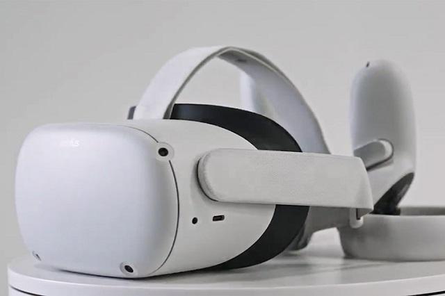 Facebook VR-Headset