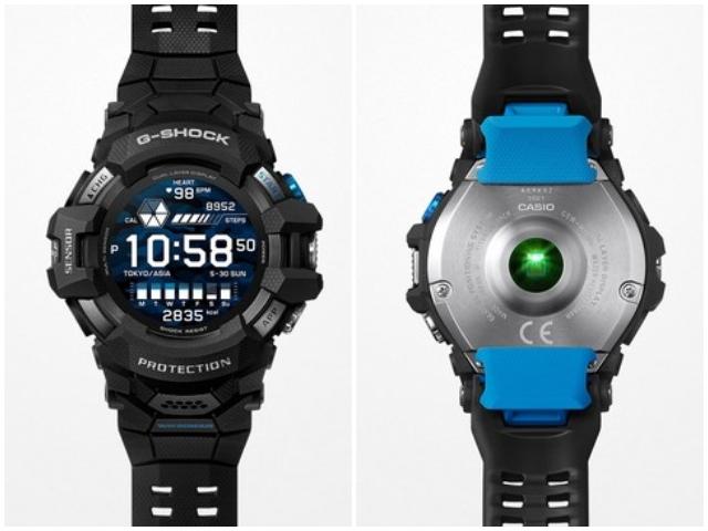 G-Shock Smartwatch mit Google WearOS