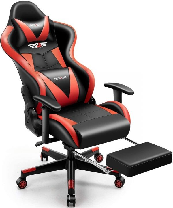 Best Gaming Chairs for Big Guys Under 150 PatioMage
