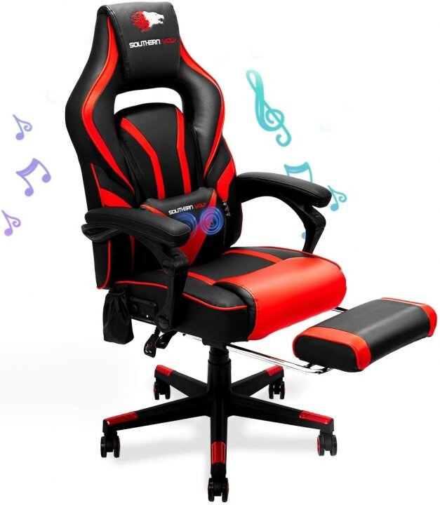Best Gaming Chairs for Big Guys Under 300 Southern Wolf