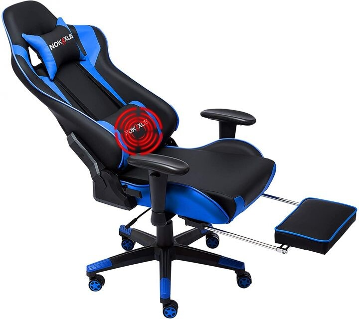 Best Gaming Chairs for Big Guys Under 200 Nokaxus