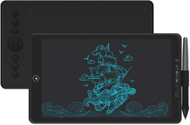 Beste Zeichentabletten für Kinder im Alter von 8-12 Jahren Huion Inspiroy Ink