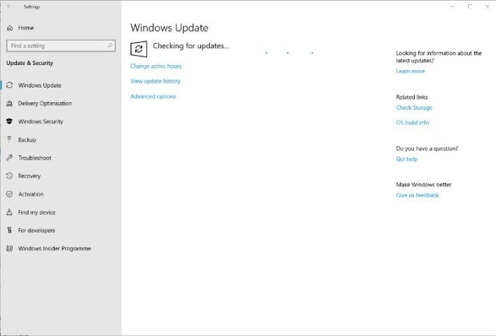 Windows 10-Update-Cache löschen